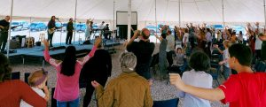 Abiding Place Tent Meeting